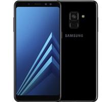 Samsung Galaxy A8 2018 A530F Dual SIM; černý